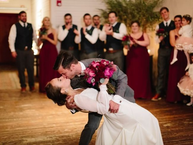 Get to know the value of a wedding dance at your wedding!