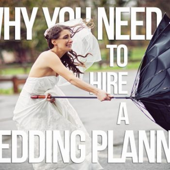 Why do you need to hire wedding planners?