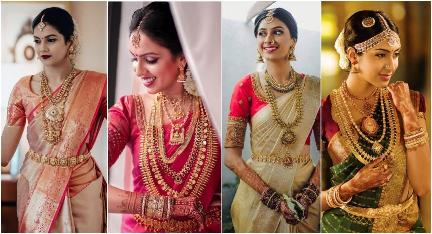 Different kind of accessories to enhance wedding looks
