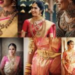 girls all are wearing a different types dress and Jewellery